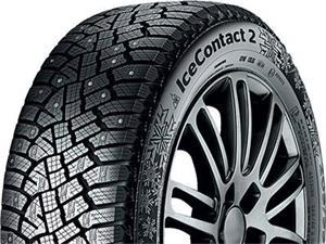 Nastarengas Continental IceContact2 215/65R16 102 T XL // dB(A) DOT16