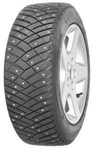 Nastarengas Goodyear UltraGrip Ice Arctic SUV 255/55R19 111 T XL // dB(A) DOT18