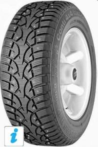 Nastarengas Continental 4x4 IceContact 215/45R17 91 T XL // dB(A) DOT16
