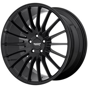 Alumiinivanne AR934 Gloss Black | 8.5x20 | 5x115 | ET25 | KR72,6 mm