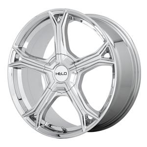 Alumiinivanne HE915 Chrome | 8x18 | 5x108/114.3 | ET40 | KR72,6 mm