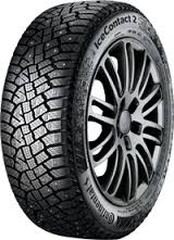 Continental IceContact 2 SUV 215/70R16 100T nastarengas